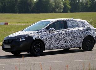 Opel Astra yenileniyor