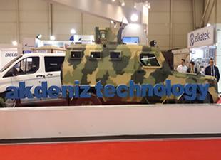 Akdeniz Teknoloji, Suudi polisi için araç üretecek