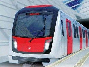 TCDD'ye 20 yeni metro treni