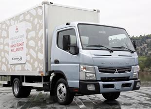 Mitsubishi'nin yeni kamyonu pazarı hareketlendirecek