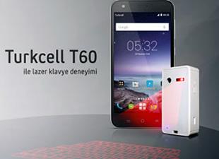 Turkcell'in yeni telefonu görücüye çıktı