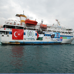 İsrail'e Mavi Marmara'da tazminat cezası