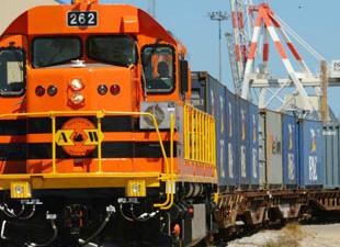 ABDde haftalık demiryolu trafik hacmi arttı