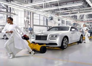 Rolls Royce yeniden tanımlandı