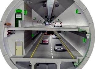3 katlı İstanbul Tüneli 9 ilçeyi birbirine bağlayacak
