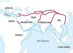 Yeni İpek Yolu, Türkiye dahil 65 ülkeyi bağlıyor