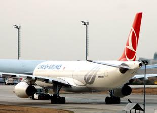 THY yeni uçağını filosuna kattı