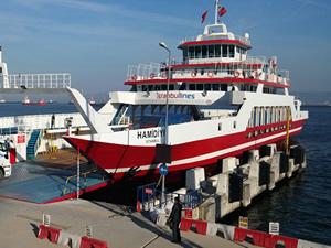 İstanbullines, yeni feribotu Hamidiye'yi Denizbank finansmanlığıyla aldı