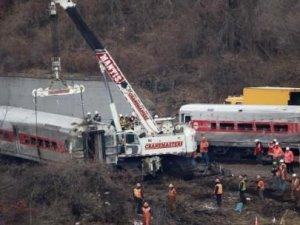 ABD'de tren kazası: 5 ölü 50 yaralı