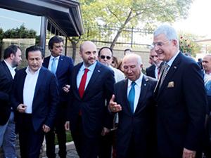 GİSBİR'in dümenine 3 yıl daha Murat Kıran geçti