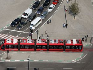 Bursa Kent Meydanı-Terminal Tramvay Hattı İstasyonları çalışması bu yaz başlıyor
