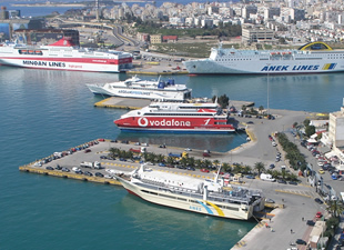 Çipras, Pire Limanı için teklif istedi