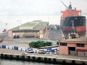 İzmir Liman Başkanlığı'na 'Terör uyarısı' yapıldı