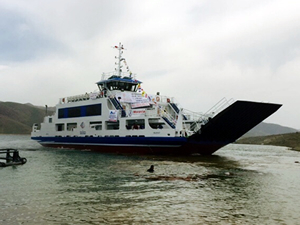 Yütek Gemi İnşa Sanayi A.Ş M/F Murat ve M/F Bayrambaba'yı teslim etti