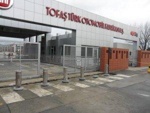 TOFAŞ'tan açıklama: Üretime ara verildi
