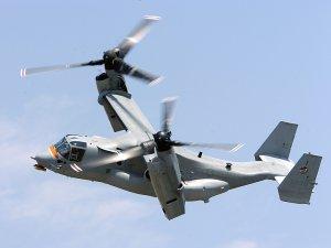 Askeri helikopter sert iniş yaptı: 1 ölü