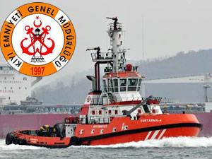 KURTARMA-4 römorkörü, tamirden çıktıktan 4 gün sonra, yatak sarma riskiyle İstanbul'a çağrıldı