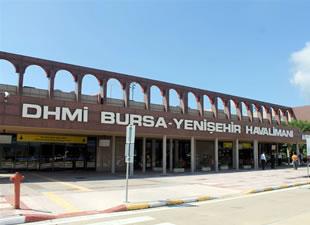 Yenişehir Havalimanı'nda yolcu hacmi 6 kat arttı