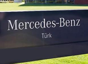 Mercedes-Benz Türk'te bir ilk
