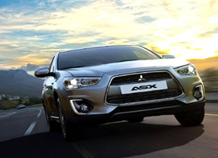 Mitsubishi ASX 1,6 litre dizel olacak