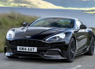 Aston Martin'e 200 milyon pound