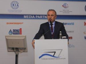 Metin Kalkavan: Deniz yakıtçılığı konusunda gerideyiz