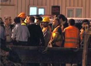 Metro inşaatında iş kazası: 1 ölü