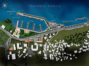 İstanbul'un 9. marinası Beykoz'a yapılacak