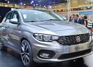 """Fiat'ın yeni """"Ege""""si gözüktü"""