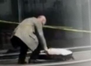 AHL'deki sahipsiz bagaj panik yarattı