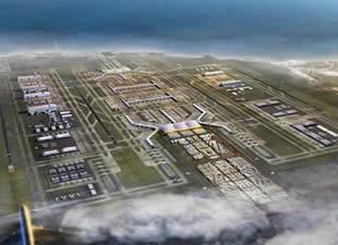 3. havalimanı için iş birliği önerisi