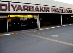 Diyarbakır Havalimanı inşaatında kaza