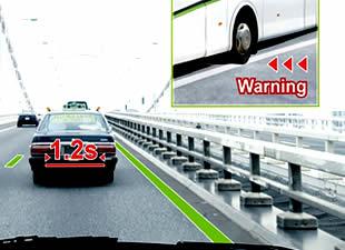 MSI'dan şerit ihlali kazalarına son verecek teknoloji