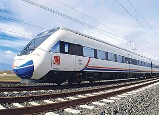Hızlı Tren Erzurum yolunda