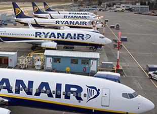 Ryanair'den baş döndüren kâr