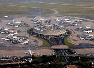 Dünyanın en gelişmiş havalimanı Charles de Gaulle oldu