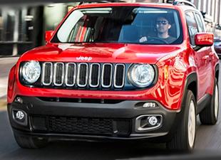 Yeni Jeep Renegade'e satışta
