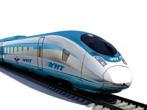Nevşehir'e hızlı tren müjdesi