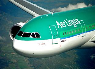 Aer Lingus'un yüzde 25'i İngilizler'in olacak