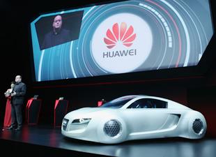 Huawei ve Audi güçlerini birleştirdi