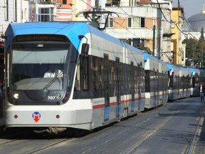 Eminönü-Alibeyköy tramvayının durakları belirlendi