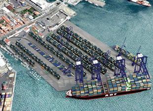 Arkas'tan 100 milyon Euro'luk liman yatırımı
