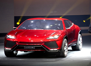 Lamborghini de SUV üretecek
