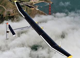 Solar Impulse 2, Japonya'ya zorunlu iniş yaptı