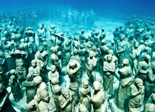 Antalya sualtı müzesi, 500 bin turist çekecek