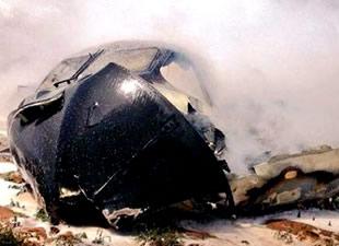 Airbus A400m uçağının kaza raporu açıklandı