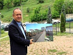 Kastamonu Belediyesi 9 milyon TL'lik teleferik projesine start verdi