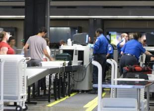 ABD havaalanlarında güvenlik sıfır!