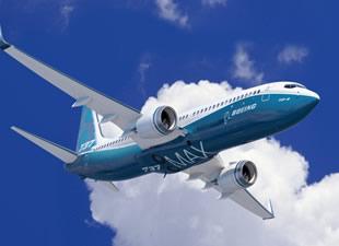 Boeing ilk 737 MAX'ın montajına başladı