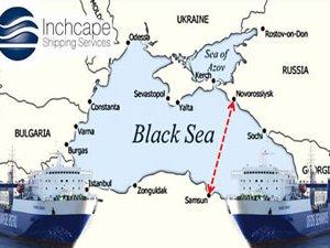 Inchcape Shipping, Samsun - Novorossiysk arası Ro-Ro seferlerine başlıyor